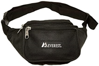 Small Fanny Pack (Black)