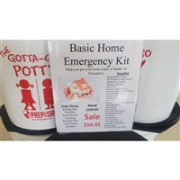 Basic Home Emergency Kit