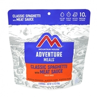 Spaghetti with Meat Sauce Pouch by Mountain House