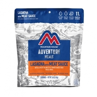 Lasagna with Meat Sauce Pouch by Mountain House