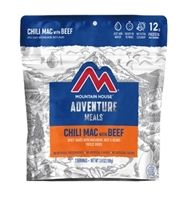 Chili Mac with Beef Pouch by Mountain House