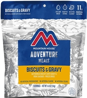 Biscuits with Gravy Mountain House Pouch