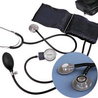 Blood Pressure Kit - Dual Head Stethoscope Ea.