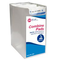 Abdominal Pad 5x9 1/Pouch, Ster Box of 20