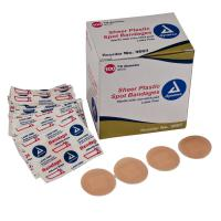 "Adhesive Bandage, Sheer Spot 7/8"", St Box of 100"