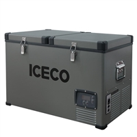 Iceco 68.7QT VL65 Dual Zone Fridge Freezer