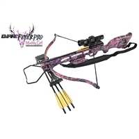 SA Sports Fever Pro Muddy Girl Recurve Crossbow