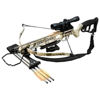Viking FX1-45 Recurve Crossbow Package