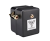69HAU2 Heavy Duty 100/125 PSI 1-Port Air Compressor Switch with Unloader Valve (Furnas type)
