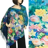 Decorative Poncho-44