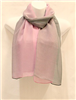 Mauve and Pink Scarf