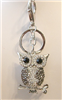 Owl Key Chain, Purse Decoration or Necklace