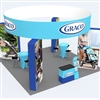 20x20 Tension Fabric Trade Show Displays