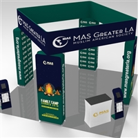 20x20 Mas Modular Tension Fabric Displays
