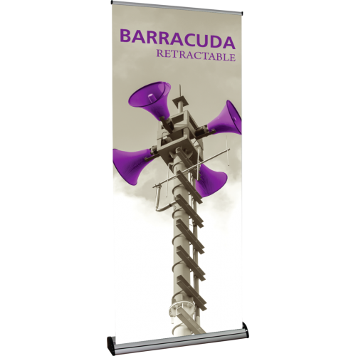 Barracuda 920 Retractable Banner Stand