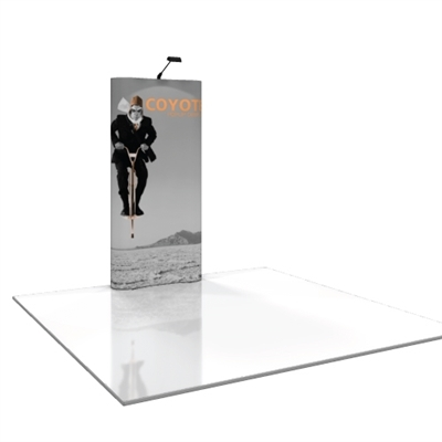 COYOTE 4 FT POP-UP DISPLAY