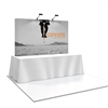 COYOTE 8' STRAIGHT TABLE TOP POPUP DISPLAY