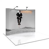 COYOTE 10' POP-UP DISPLAY