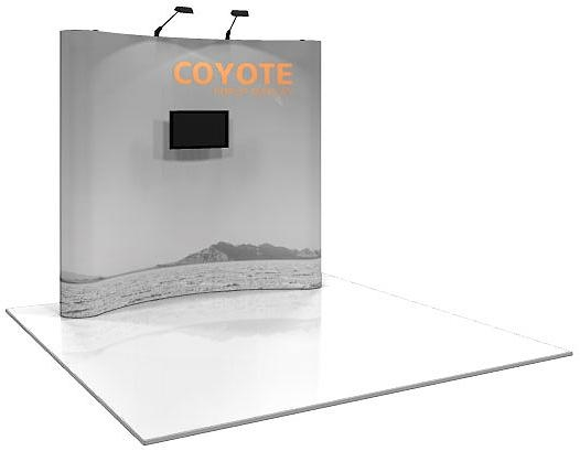 Coyote Monitor Mount Only Does not include the display