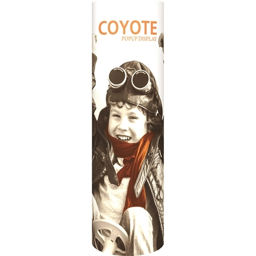 COYOTE TOWER POP-UP DISPLAY