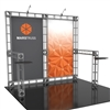 Mars 10' x 10' Orbital Display Truss | Trade Show Display Depot