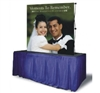 EASY FABRIC 6' POP UP DISPLAY