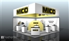 20x20 PO3309C-MICO Medallion Two Tension Fabric System Structures