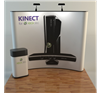 10' Full Graphic Pop up Display and Podium Graphic | Trade Show Display Depot