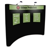 "10' Popup Display with 3 Graphic Panels, 24"" X 30"" Each"