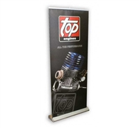 PRIMO RETRACTABLE BANNER STAND