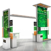 Solar D 20'x20' Modular Display - Base Package