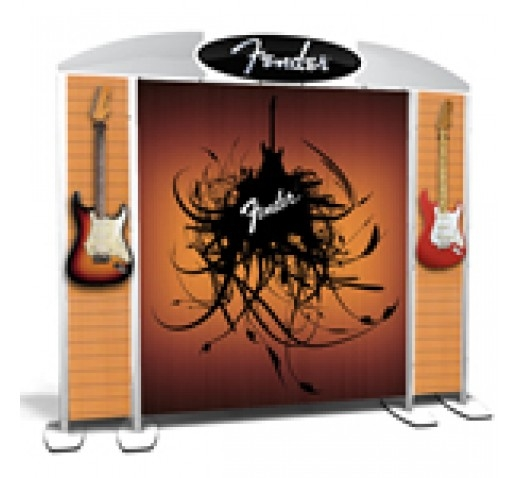 10ft Fender Modular Display System