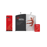 WaveLine Media® - WLMAA1 Kit 05 - Tension Fabric Display