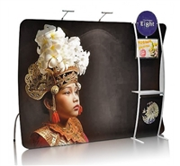 10FT FORMULATE TENSION FABRIC DISPLAY