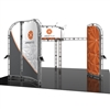 Janus 20X20 Orbital Express Truss Exhibit Booth