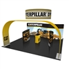Aruba 20x20 Arch Trade Show Exhibit Kit