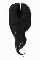 100% Virgin Brazilian Remy Invisible Hair Closure Natural Wave 12""