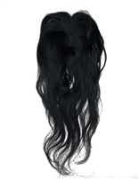 100% Virgin Brazilian Remy Hair Closure Natural Wave 12""
