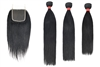 MURI SELECT - 3 Bundles + 4x4 Lace Closure - Straight