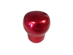 Torque Solution Fat Head Shift Knob (Red): Mitsubishi Evo 8/9/X MR / Lancer Ralliart SST