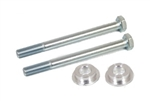 Torque Solution Subframe Bolt / Spacer Kit: Honda Civic EK 1996-2000