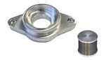Torque Solution Tial Blow Off Valve Adapter w/ Plug: Mazdaspeed 3 / 6 / CX-7 ALL