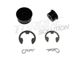 Torque Solution Shifter Cable Bushings: Honda Civic 2012+ (SI, EX, LX, DX)