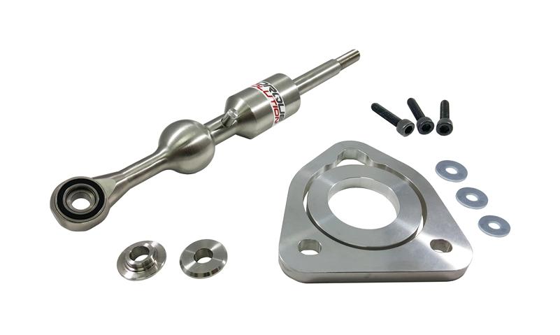 Torque Solution Short Shifter: Nissan / Infiniti 350z 370z G35 G37