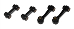 Torque Solution Urethane Front & Rear Endlinks: Subaru Impreza, WRX, STi & Forester