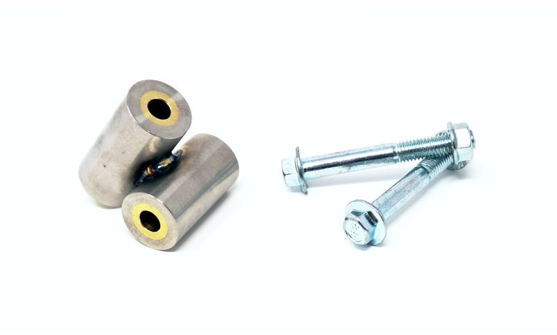 Torque Solution Solid Shifter Linkage U-Joint: Subaru 5 Speed