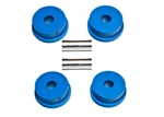 Torque Solution Rear Differential Bushings: Subaru WRX / STi 2002-2007