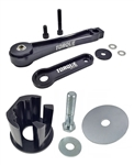 Torque Solution Pendulum Mount (Dog Bone) w/ Street Insert: Volkswagen 2009-2014