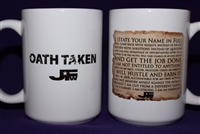 JFW Coffee Mugs