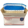 "Foil Insulated Box Liners - 12"" x 10.25"" x 5"" (Fits in USPS Regional B Boxes)"